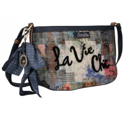 Sac Anekke Couture Paris Bleu